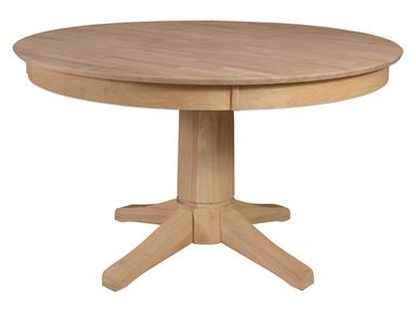 Classic pedestal table 52 for Table rrq 2015 52