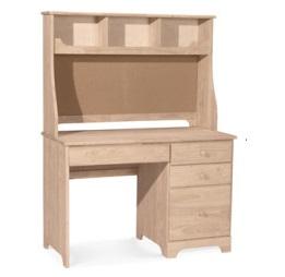 jamestown collection desk hutch