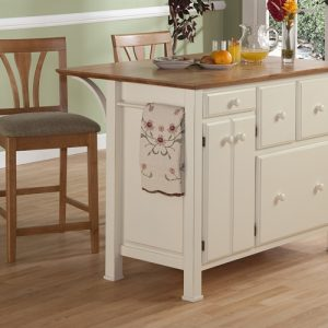 Whitewood 499 Kitchen Island