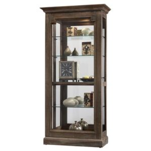 Finished Display Cabinets