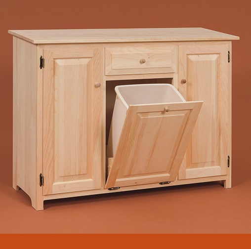 kitchen cabinet with integrated trash bin how ikea trash bin cabinets affect your kitchen design