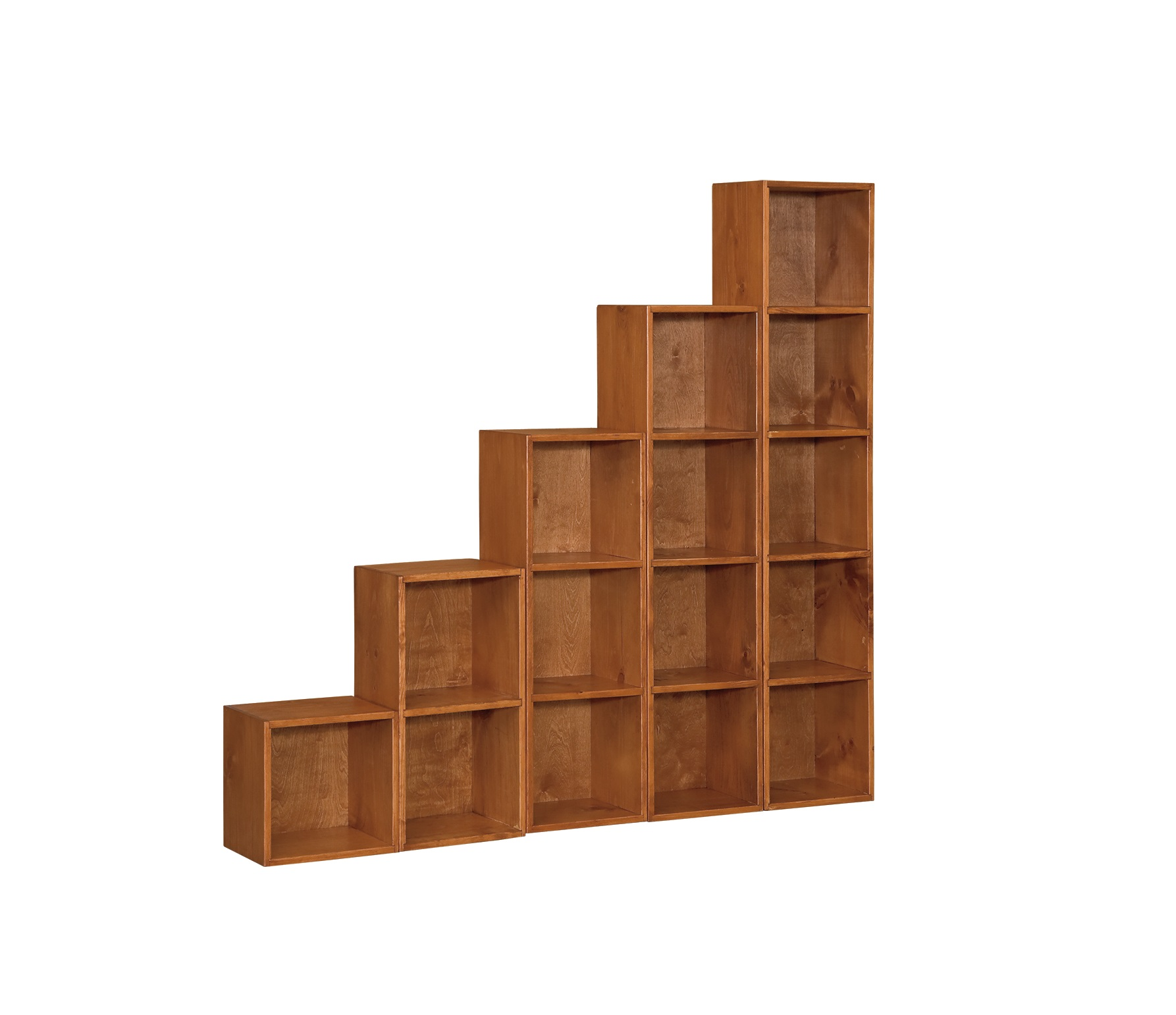 Charmant Solid Pine Storage Cubes