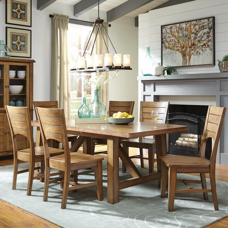 Canyon Collection Extension Table Set