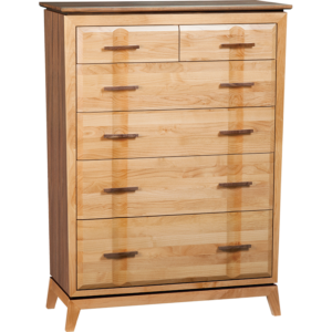 Jamestown Collection 3 Drawer Bedroom Chest |