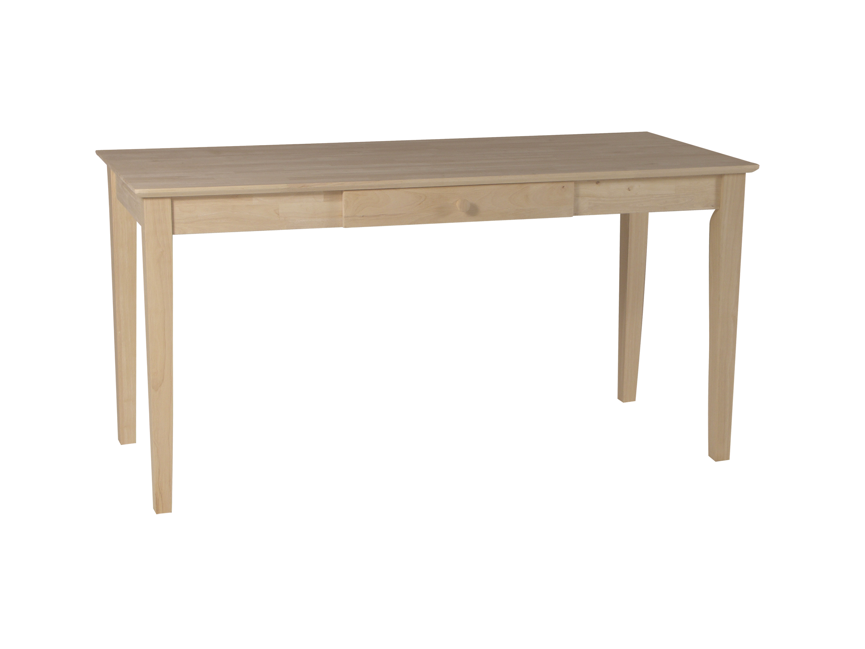 Shaker Collection 60 Writing Desk