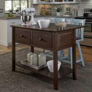 Drop Leaf Kitchen Island WC 16