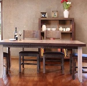 Antique Collection 78 Table Dining Room Set