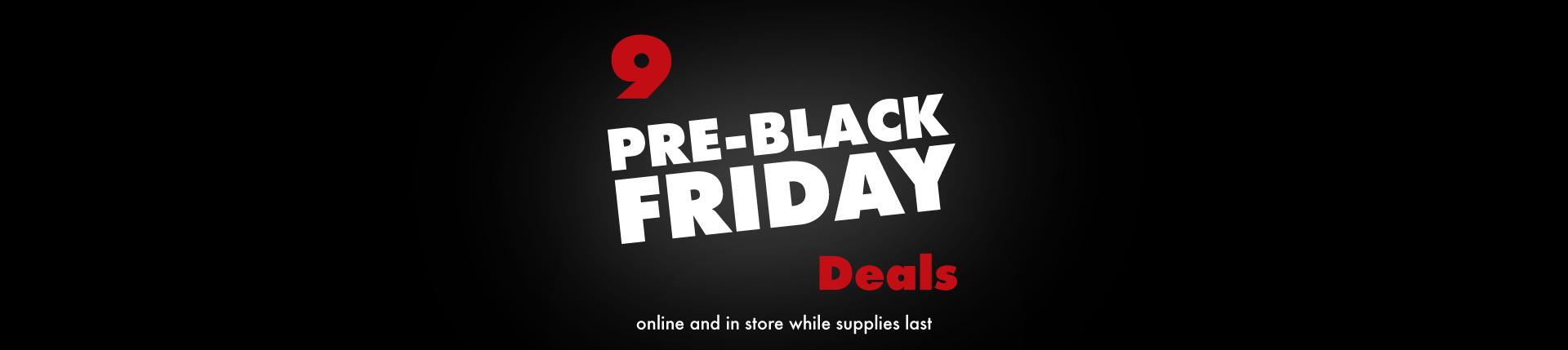 10-Pre-Black-Friday-Deals