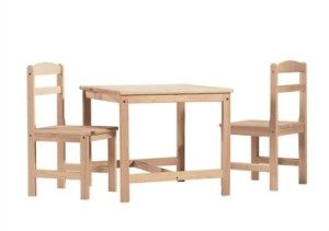 Kids table & chair sets